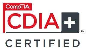 CDIA certified